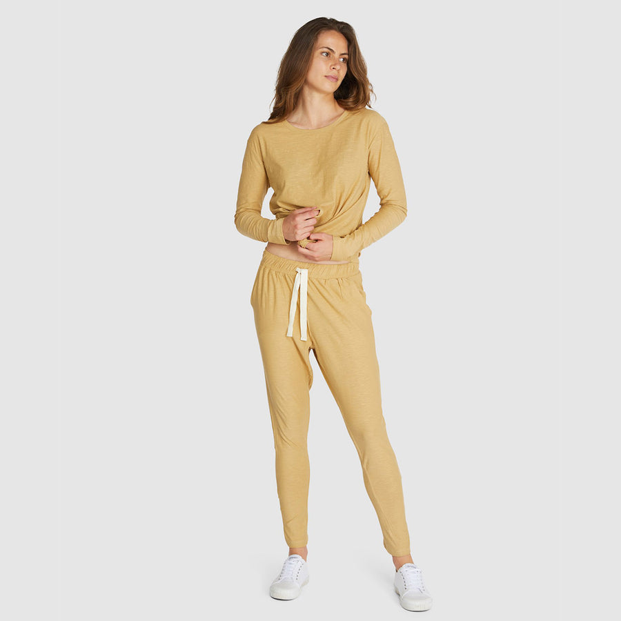 Slub Lounge Pants - Harvest