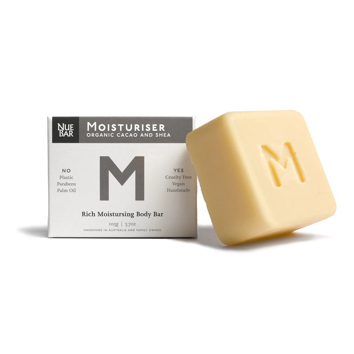 NueBar Solid Body Moisturiser Bar