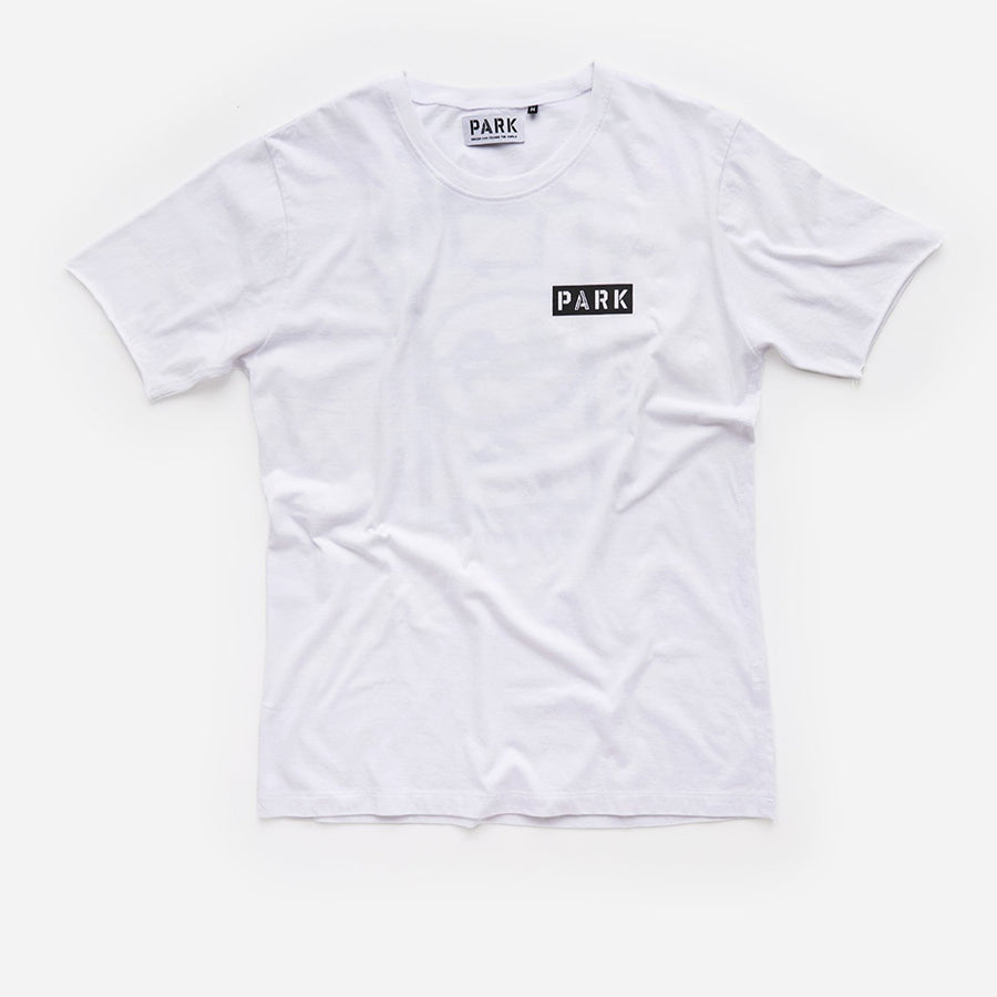 Money Ball Organic Cotton T-Shirt - White
