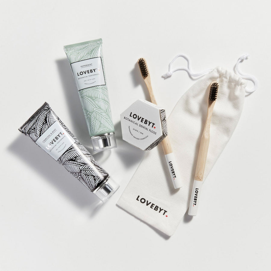 LOVEBYT Whitening Set