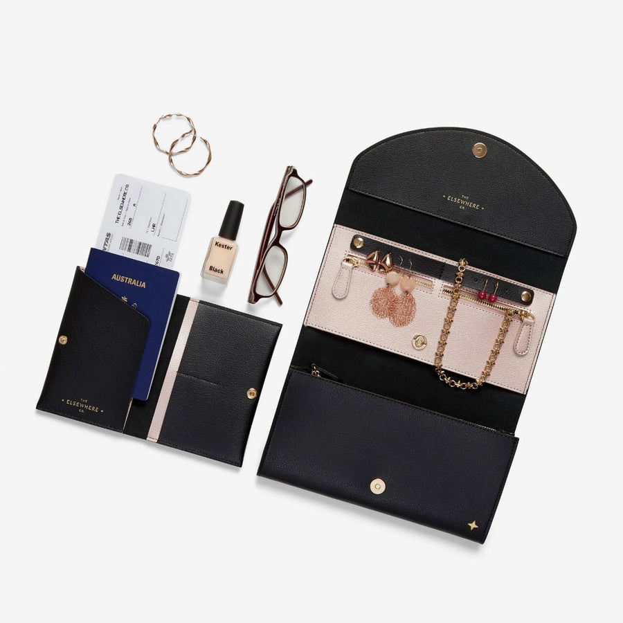 The Elsewhere Co. Luxury Travel Gift Set - Nightfall