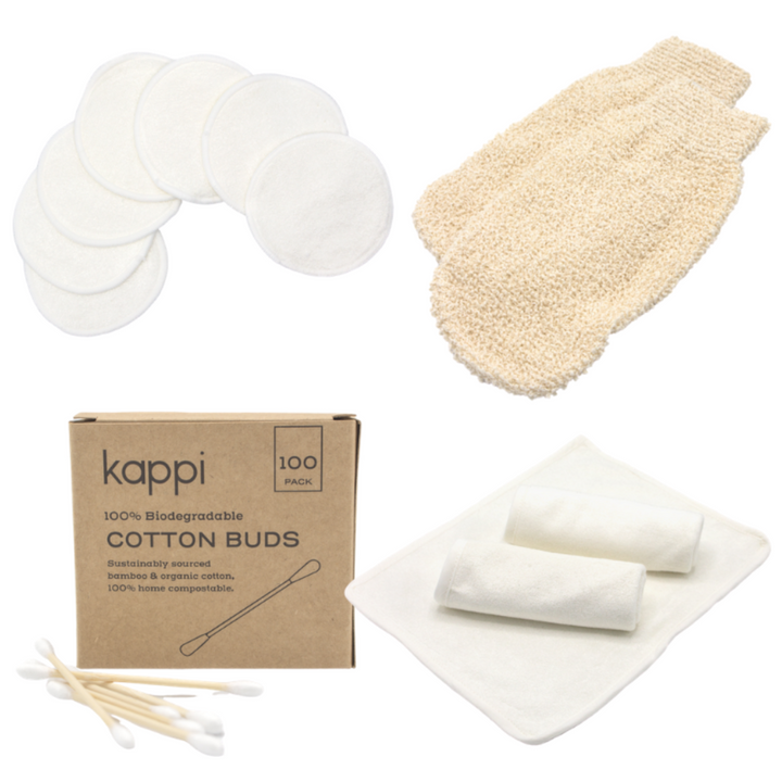 Kappi Plastic-Free Skin Care Kit