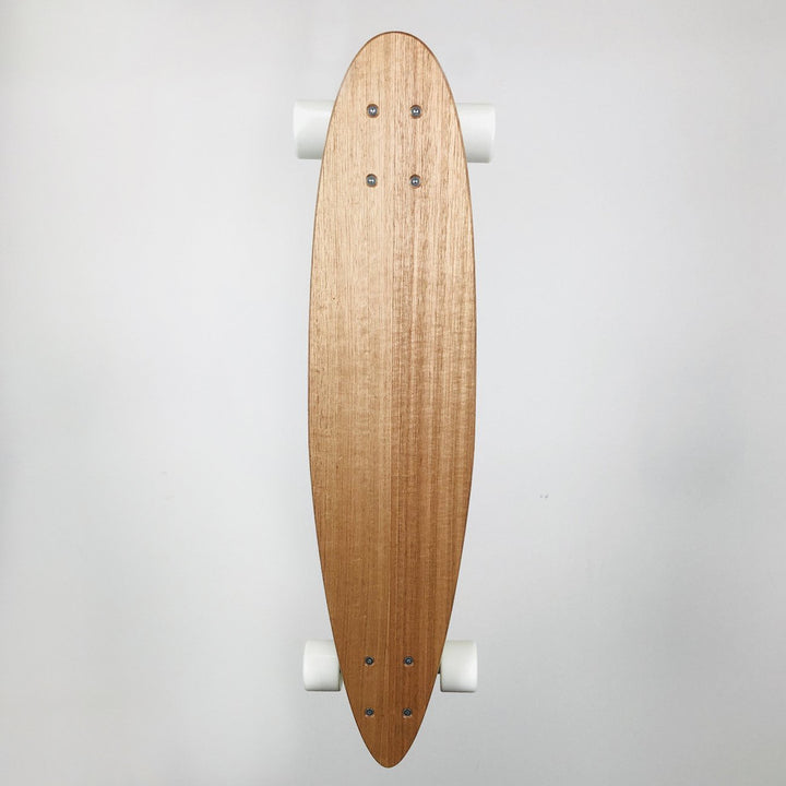 Victorian Ash Skateboard - Small Pin-Tail
