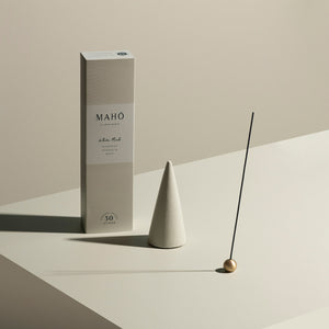 MAHŌ White Musk Sensory Incense Sticks