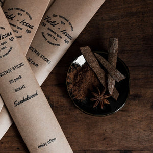 Incense Sticks - Sandalwood by Field-Issue
