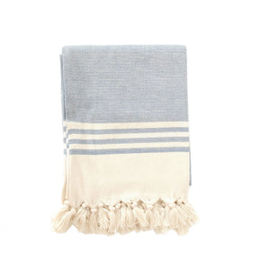 Cloth & Co Organic Cotton Beach Towel - Artic