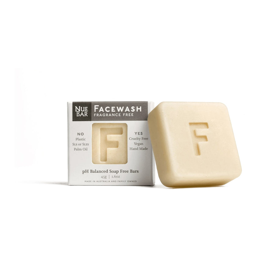 NueBar Facewash - Fragrance Free