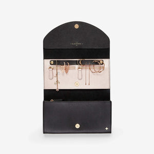 The Elsewhere Co. Travel & Jewellery Wallet - Nightfall