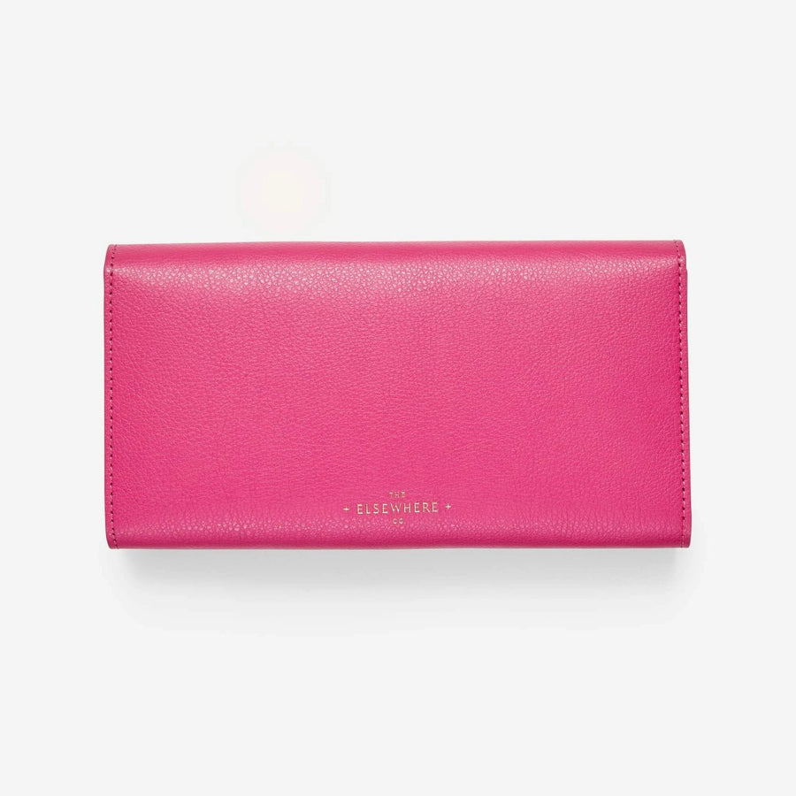 The Elsewhere Co. Travel & Jewellery Wallet - Paradise