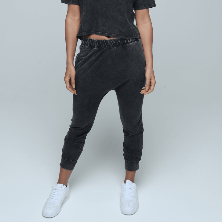 ZONE by Lydia The Hemp Drop Crotch Pant
