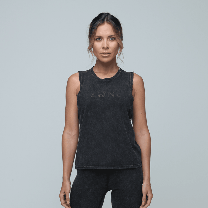 ZONE by Lydia The Hemp Muscle Tank