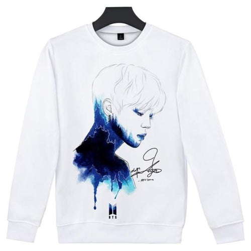 3D KPOP BTS Sweater