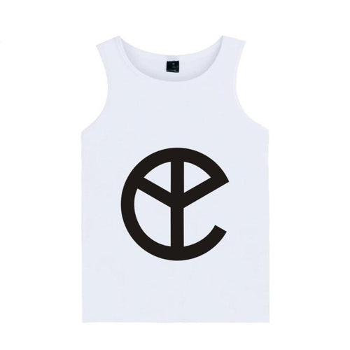 BTS Yellow Claw Vest Top