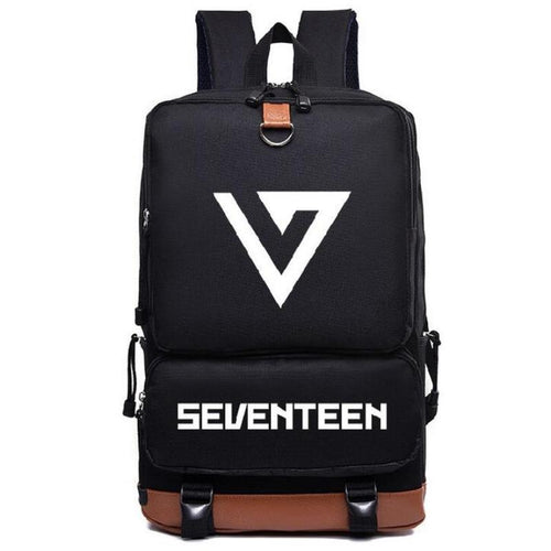 Seventeen KPOP Backpack