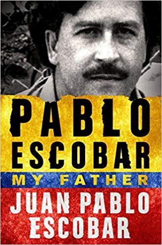 Pablo Escobar My Father | English Version (book autographed by the author) - Juan Pablo Escobar