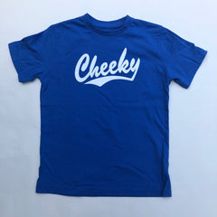 Cheeky - Royal  / white