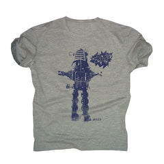 Kids - ZAP ROBOT - Athletic grey