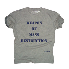 Kids - Weapons of Mass Destruction  - Athletic Grey