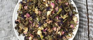 Flower Power Blend - Beautiful Flowers, Floral Flavours