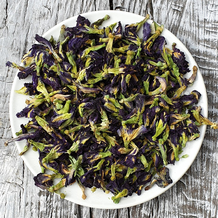 Blue Butterfly Pea Flower Tea - Organic