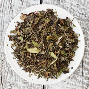 China White Tea - Organic