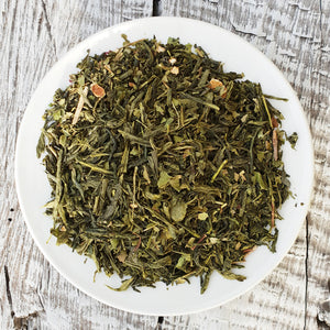 Lemon Sencha Tea - Organic