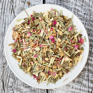 Lemongrass & Ginger Tea - Organic