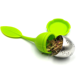 'Tea Leaf' Silicone Tea Infuser