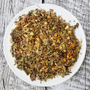 Turmeric Sweet & Spice Tea (Activated) - Organic