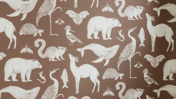 Ferm Living x Katie Scott Wallpaper
