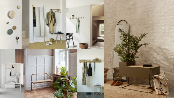 Entryway Furniture Ideas from Danish Design Brands