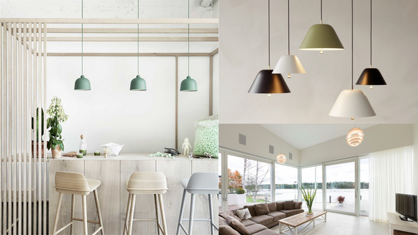 15 Pendant Lights for the Modern Scandinavian Interior