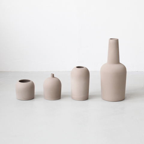 Modern Centerpiece Ideas - Dome Vase Collection | Kristina Dam Studio | Batten Home