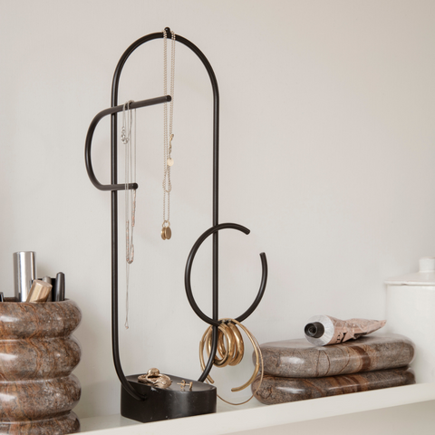 Obu Jewelry Stand - Ferm Living | Gifts for the home | Scandinavian Furniture and Decor | Batten Home