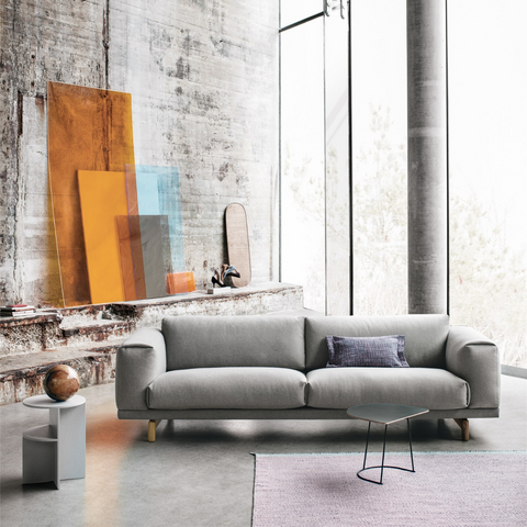 MUUTO Rest Sofa Three-Seater | Best Gifts For Homebodies | Batten Home