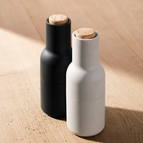 MENU Bottle Grinders - Set of Two  | Gifts for the home | Scandinavian Furniture and Decor | Batten Home