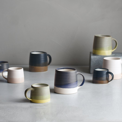 SCS-SO3 Mugs - KINTO Slow Coffee Style Collection |  Batten Home