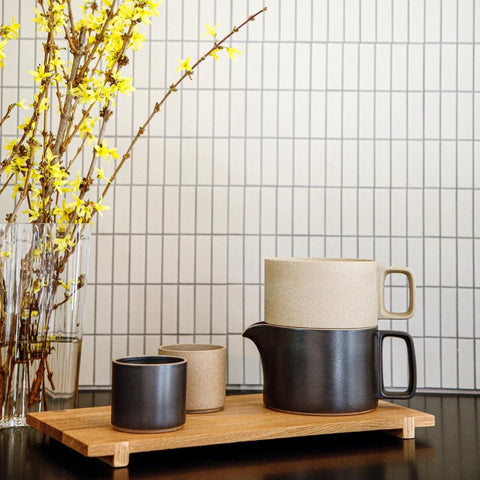 Hasami Porcelain Coffee Dripper and Tea Pot | Gifts for the home | Scandinavian Furniture and Decor | Batten Home