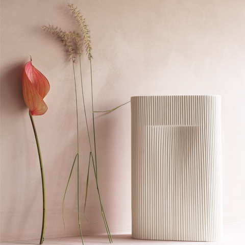 Ridge Vase - MUUTO | Gifts for the home | Scandinavian Furniture and Decor | Batten Home