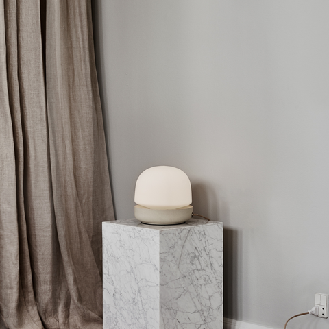 Menu Stone Table Lamp | Modern Table Lamps | Batten Home - Danish Design