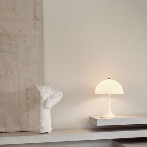 Panthella Table Lamp - Louis Poulsen | Modern Table Lamps | Batten Home - Danish Design