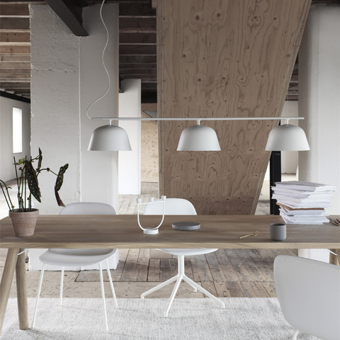Ambit Rail Lamp by MUUTO   Pendant lamps for kitchen or anywhere   Batten Home -  Scandinavian furniture from Danish design brands
