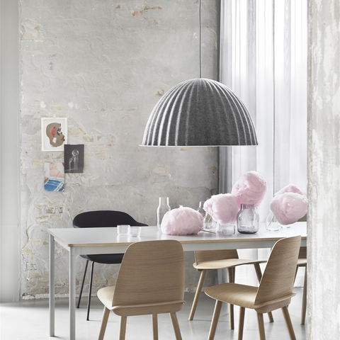 Under The Bell Pendant by MUUTO   Pendant lamps for kitchen or anywhere   Batten Home -  Scandinavian furniture from Danish design brands