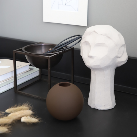 Cooee Ball Vases   Cooee Vases, Cooee Design - Modern Vases at Batten Home