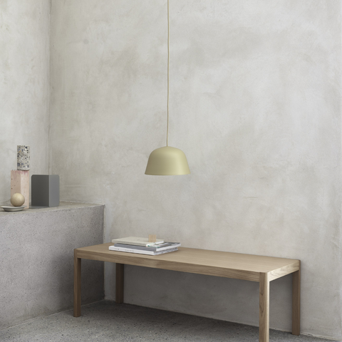 Unfold Pendant by MUUTO   Pendant lamps for kitchen or anywhere   Batten Home -  Scandinavian furniture from Danish design brands