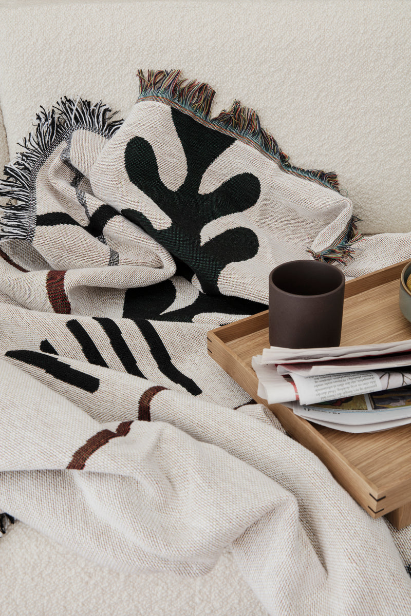 Ferm LivingMirage Blanket - Batten Home