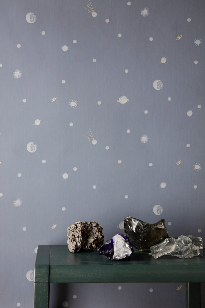 Ferm LivingMoon Wallpaper by Ferm Living - Batten Home