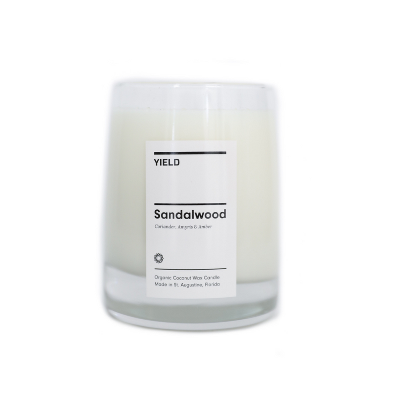 Sandalwood Candle 8oz