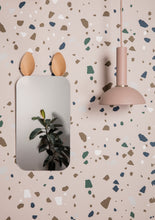Load image into Gallery viewer, Ferm LivingTerrazzo Wallpaper Grey - Batten Home