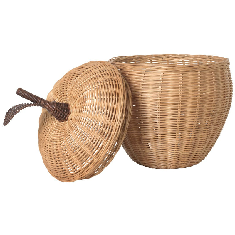 Ferm LivingApple Braided Storage Basket - Batten Home